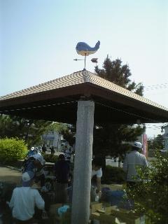 仙崎公園(往路142<br />  K)